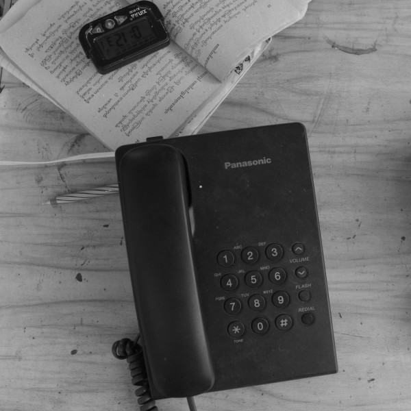 Pay Phone Operator